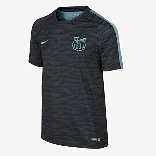 Nike FC Barcelona Flash Night Rising Kids' Soccer Shirt