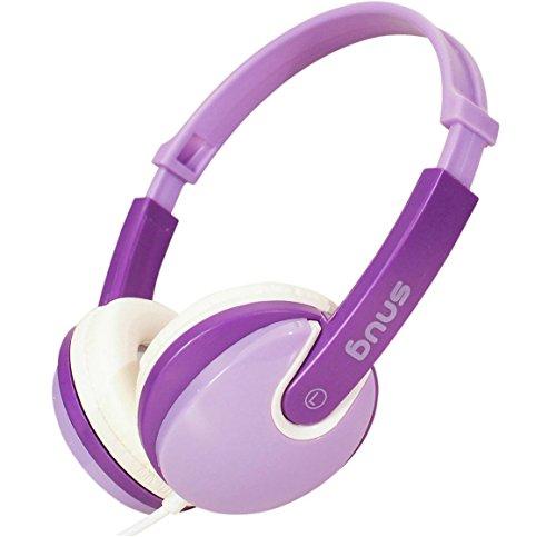Snug Headphones Children Style Purple