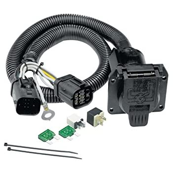 amazon com tekonsha 118243 7 way tow harness wiring package automotive  tekonsha 118242 7 way tow harness wiring package