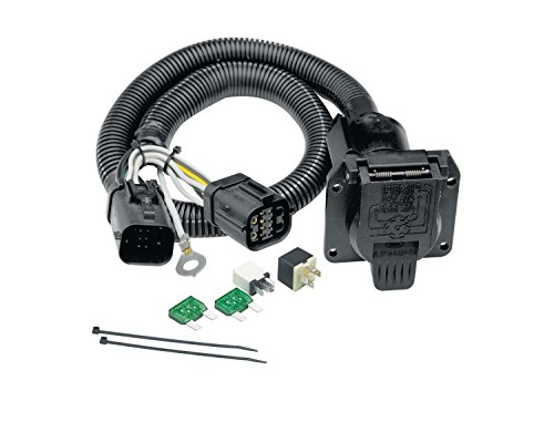 Tekonsha 118242 7-Way Tow Harness Wiring Package