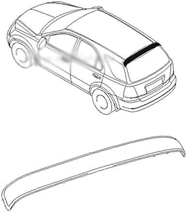 Sell by Automotiveapple, Kia Motors OEM Genuine 872003e000 Rear deflector para techo de painted ébano negro EB 1-PC para 2006 – 2009 Kia Sorento: Amazon.es: Coche y moto