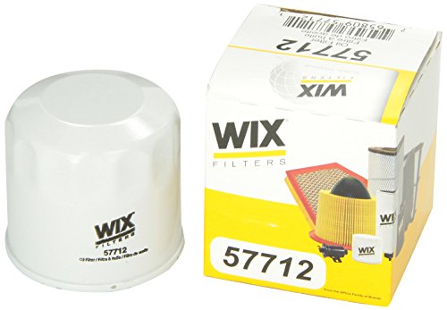 WIX Filters - 57712 Spin-On Lube Filter, Pack of 1