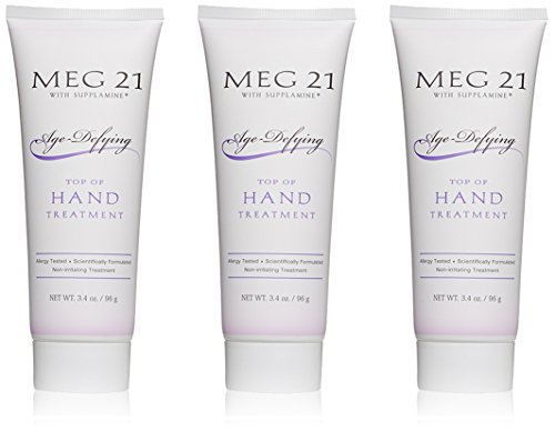 MEG 21 Age Defying Hand Treatment, 3 Count