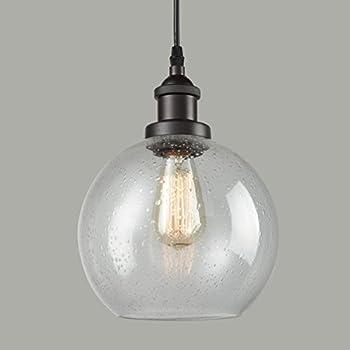 bubble lighting fixtures. Dazhuan Industrial Vintage Bubble Glass Pendant Light Ceiling Fixture Hanging Lighting Fixtures B