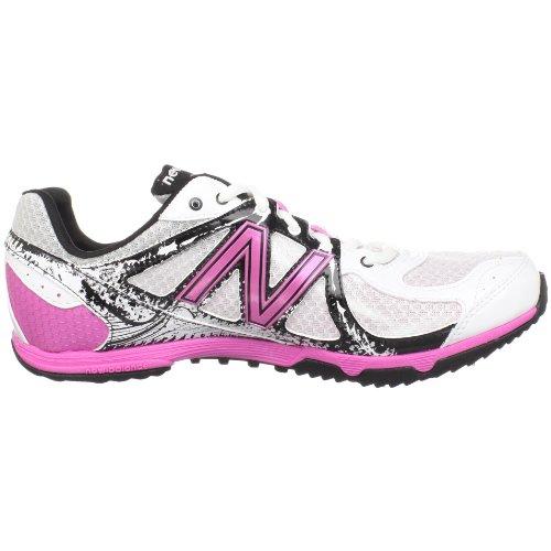 New Balance Dames Wrx507cp Keramische Cross Country Running Spike Wit / Roze