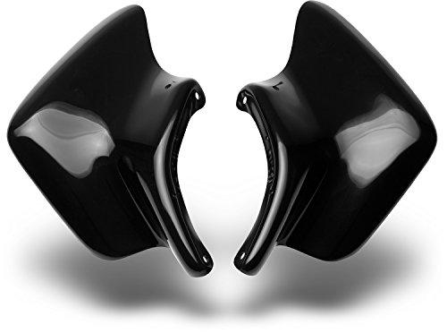 Trx450r Race - Maier USA Honda TRX450R/450ER Race Front Fenders - Black - 117540