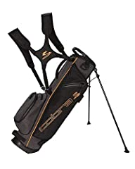 If you are a walking golfer and like to pack light for the round, This is the bag for you.The Cobra ultralight Sunday bag (3.8 lbs) is incredibly light and easy to carry. Availble in 3 different colors and features a 3 way top with designated...