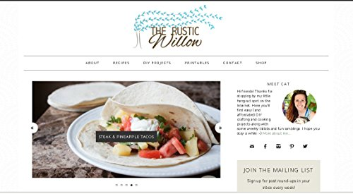 The Rustic Willow Rustic Willow