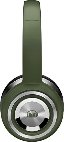 Monster NTune On-Ear Headphones - Matte Green