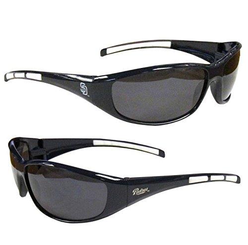 MLB San Diego Padres 3-Dot Wrap - Diego San Sunglasses
