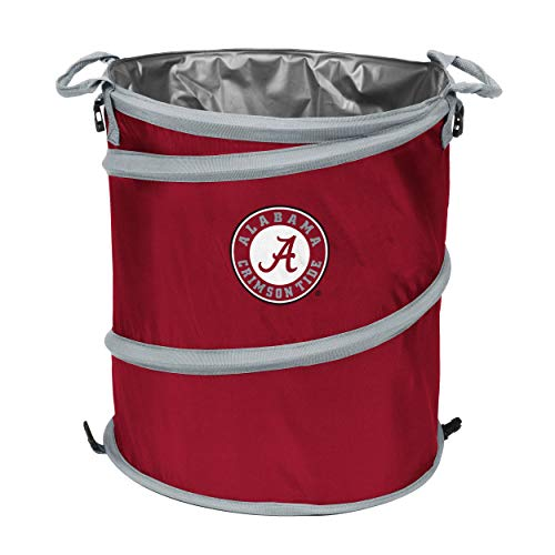 Alabama Crimson Tide Trash Can Cooler (Renewed)