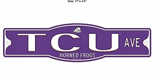 TCU Texas Christian University Horned Frogs 4