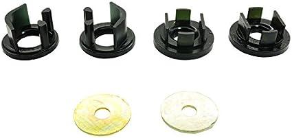 Rack and Pinion Mounting Bushing Kit-IN STOCK-Set  2-Left//Right Subaru
