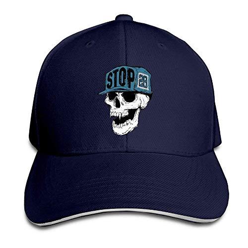 Hats Hat Women JHDHVRFRr Cowboy Sport for Skull Stop Cowgirl Skull Denim Men Cap zw7dS