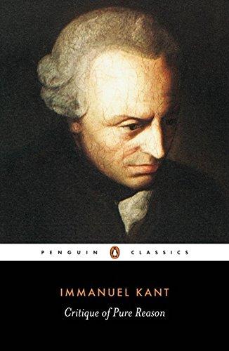 Critique of Pure Reason (Penguin Classics)