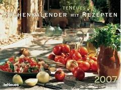teNeues Küchenkalender 2007