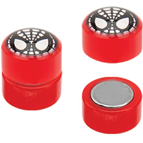 Spiderman Magnetic Plug Earrings Set