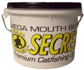 SECRET 7 catfish bait 64 oz