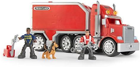 TOMY Gear Force Horsepower Freightliner Semi Playset: Amazon