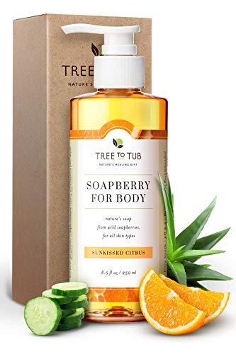 Tree to Tub Sensitive Skin Body Wash