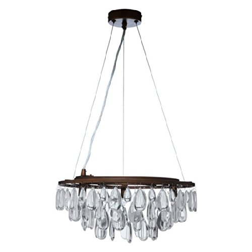 Ex john lewis lizbeth flat resto chandelier amazon lighting ex john lewis lizbeth flat resto chandelier aloadofball Image collections