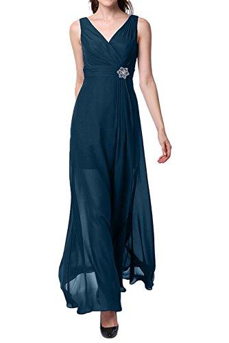TOSKANA BRAUT - Vestido - trapecio - para mujer Inkblau