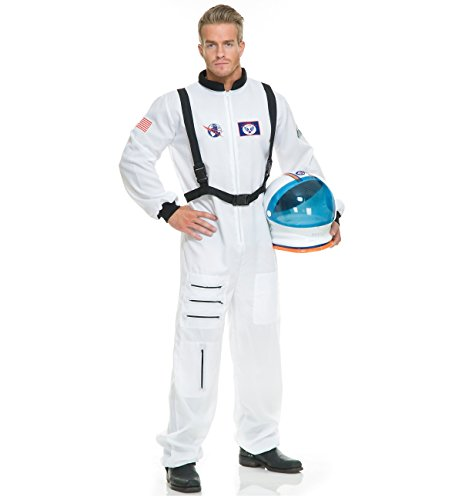Astro (White Astronaut Adult Costumes)