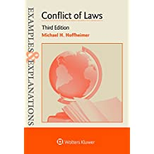 Examples & Explanations for  Conflict of Laws (Examples & Explanations Series)