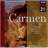 Bizet: Carmen (Gesamtaufnahme) (Aufnahme Genf 1963)