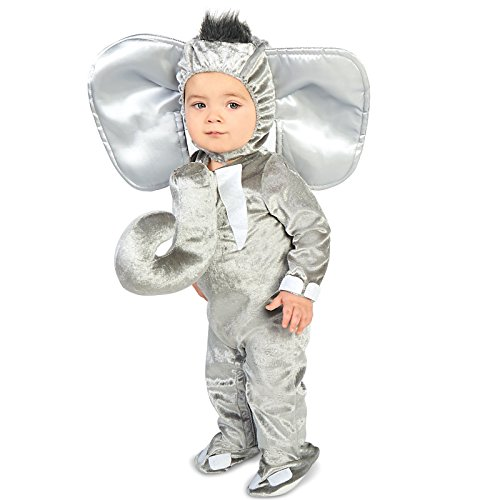 Prince Costumes For Little Boys (Elephant Prince Infant Costume 18-24M)
