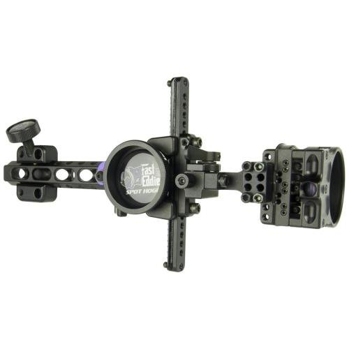 Spot Hogg Fast Eddie XL Long Bar Wrapped Bow Sight 3-Pin MRT .010 Right ()