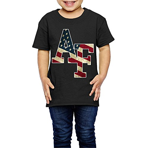 Price comparison product image PKTWO Kid's United States Air Force Academy Child Short T-shirt Tees