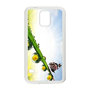 The Small World Hight Quality Plastic Case for Samsung Galaxy S5