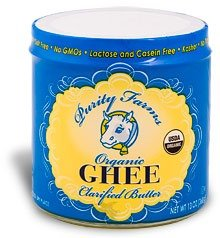 Organic Clarified Butter Purity Farms product image
