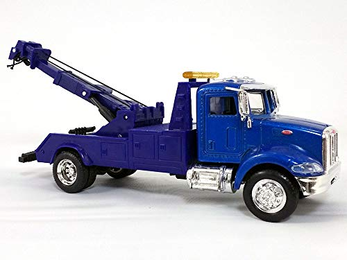 (Peterbilt 335 Tow Truck 1/43 Scale Diecast Metal Model )