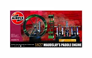Airfix - Kit motor Maudsley Paddle (Hornby A08870)