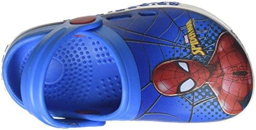 Marvel S19196/Az, Zuecos Para Niños Blu (Royal)