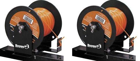 Buyers LT40 3 or 5-Pound Trimmer Line Spool Landscape Truck & Trailer Bracket (2-(Pack))
