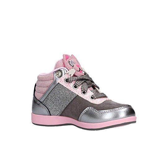 Rosa KELLY Grigio Enfant LK6506 LELLI Sneakers qRw71WfFa