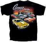 1970 - 1981 Chevy Camaro 2nd Gen Garage T-Shirt