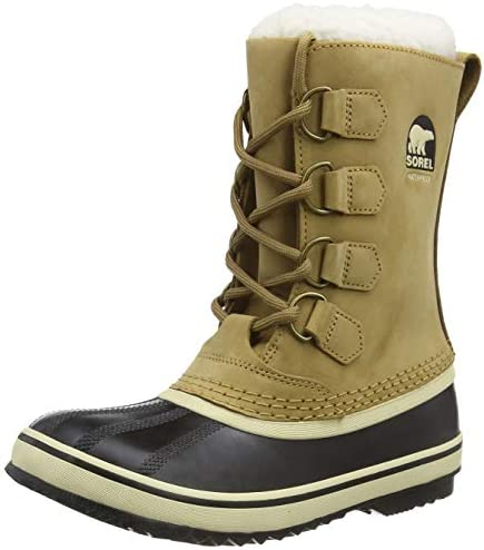 Womens Sorel Snow Winter Boots Size 7 Nice!
