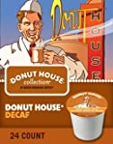 DONUT HOUSE DECAF COFFEE K CUP 120 COUNT