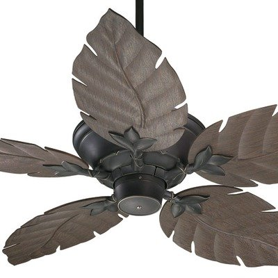 Quorum 135525-95, Monaco Patio Old World Energy Star 52'' Outdoor Ceiling Fan by Quorum