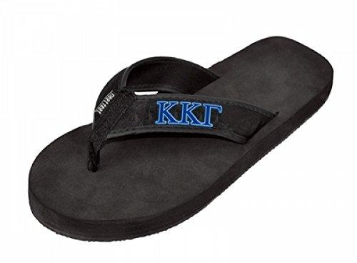 Express Designgruppen Kappa Kappa Gamma Flip Flops Svart