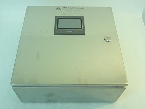 KOM Automation 3100EBC Batch Controller, in: 120VAC, ()