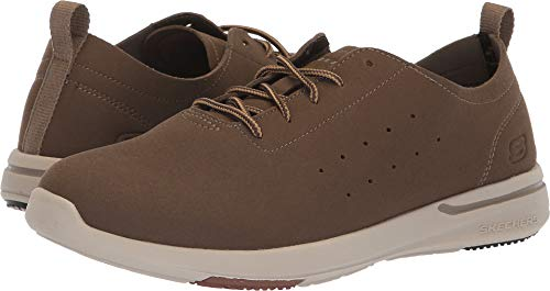 Used, Skechers Men's Relaxed Fit Elent - Yoder Tau