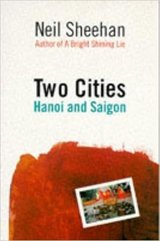 Two cities : Hanoi and Saigon: Neil Sheehan: 9780330328487: Amazon