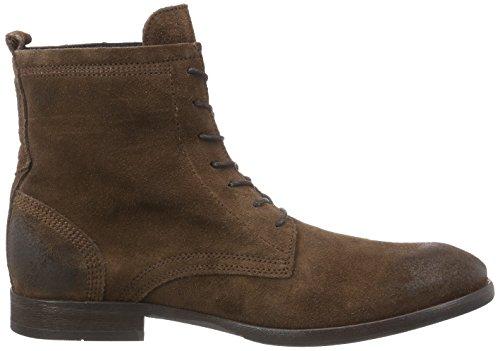 H Shoes Lennon, Bottes Classics Courtes, Doublure Froide Hommes Marron - Marron (Chocolat)