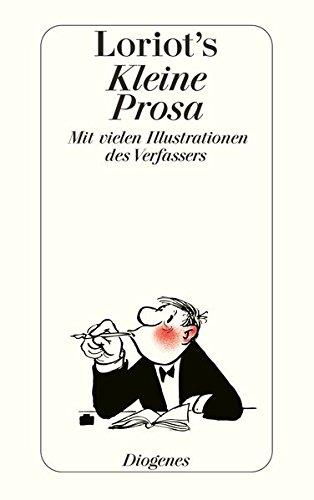 Loriots kleine Prosa (detebe, Band 20013)