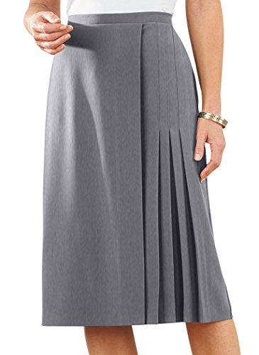 AmeriMark Faux Wrap Skirt